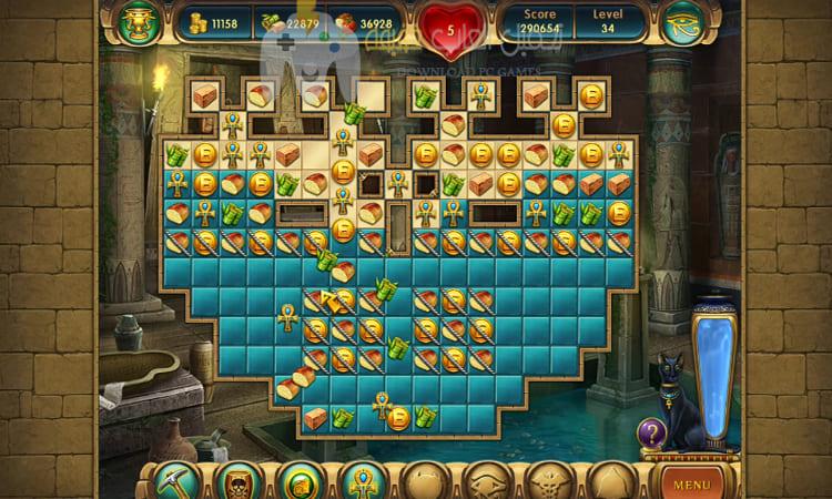 تحميل لعبة بناء الاهرامات للكمبيوتر برابط مباشر