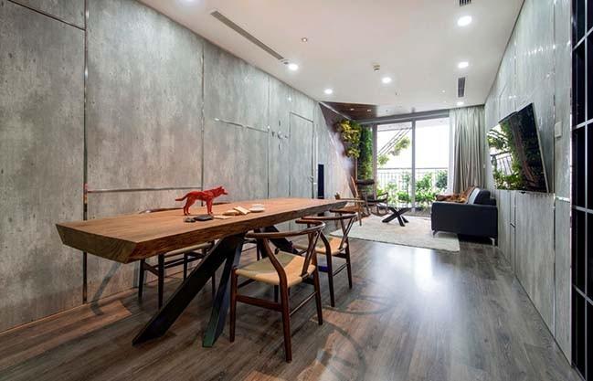 Apartment Design With Secret Rooms