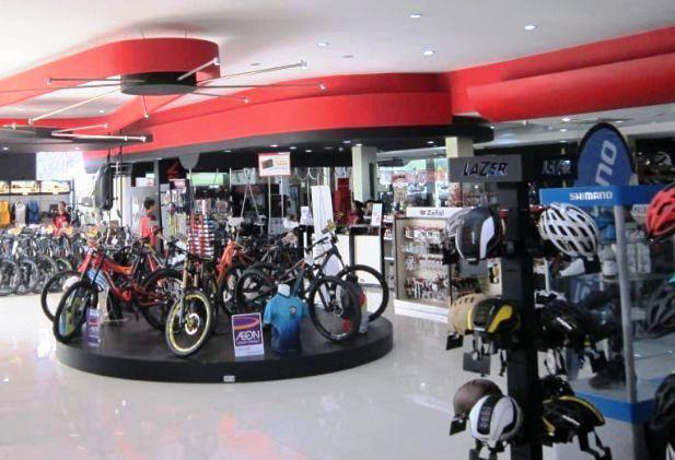 Toko Sepeda di Tangerang & Tangsel