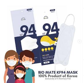 #KF94 (Korean filter masks) direct from Korea