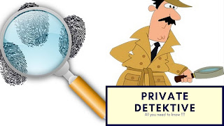 Private Detektive Job - All You Need To Know !