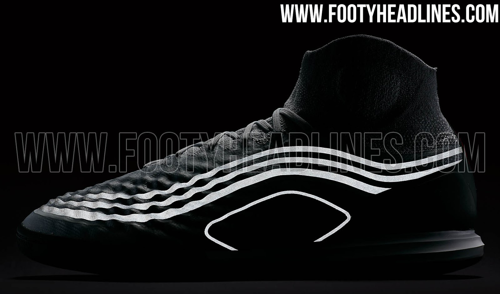 1baae0eccfb0 Combining the silhouette of the Nike MagistaX Proximo II with the design of  the iconic original Nike Air Max 97 shoes