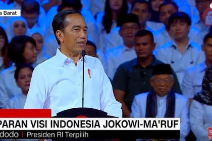 Narasi Usang Visi Jokowi