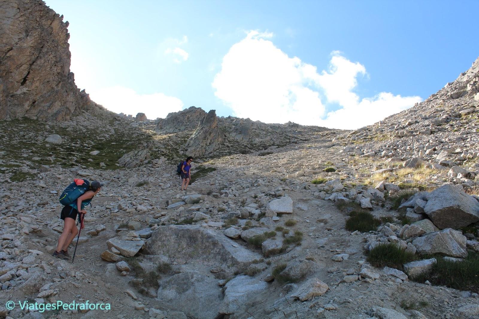 Ruta de senderisme, Pallars Sobirà, Lleida, Catalunya, els llocs més bonics de Catalunya