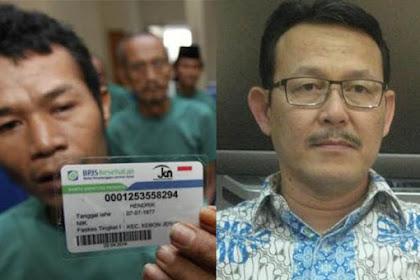 Ngomong Iuran BPJS 'Cuma' 5000/Hari, Memang Penghasilan Rakyat 200 Juta Kayak Ente?