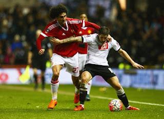 Манчестер Юнайтед – Дерби Каунти 25/09/18 смотреть онлайн.