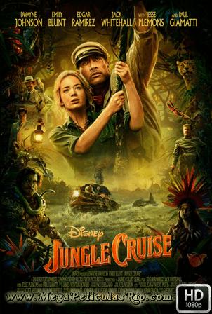 Jungle Cruise [1080p] [Latino-Ingles] [MEGA]