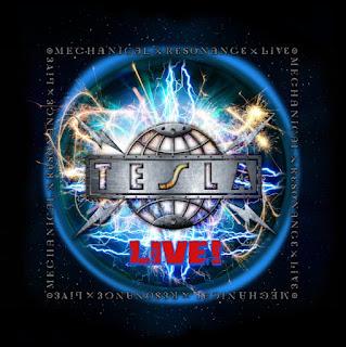 Tesla - Mechanical Resonance Live