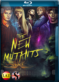 Los Nuevos Mutantes (2020) REMUX 1080P LATINO/INGLES