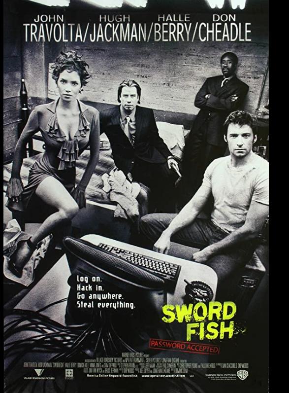 Swordfish 2001 x264 720p Esub BluRay English Hindi French THE GOPI SAHI