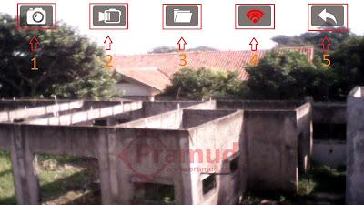 syma indonesia | cara menggunakan dan fungsi tombol icon aplikasi syma fpv di hp android - pramud.com