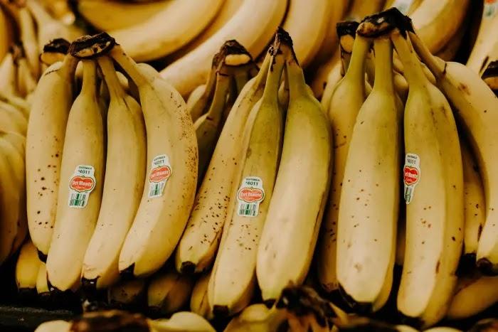 pisang jadi makanan yang baik untuk menurunkan tekanan darah tinggi