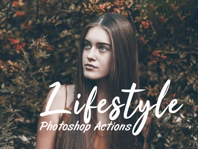 Photoshop Actions Lifestyle Gratis