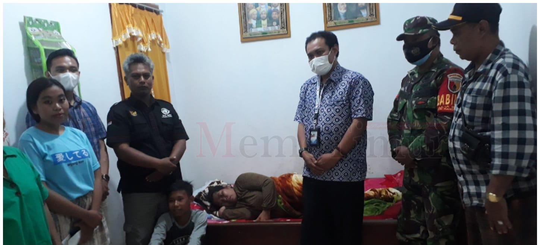 Menderita Lumpuh di Malaysia, TKI asal Lumajang Berhasil Dipulangkan
