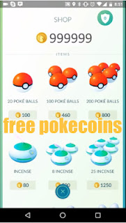 Tips Cara mendapatkan Pokecoins dan eggs di Pokemon GO 2016 Screenshot 1