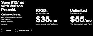 verizon-prepaid-$10/month-discount-available