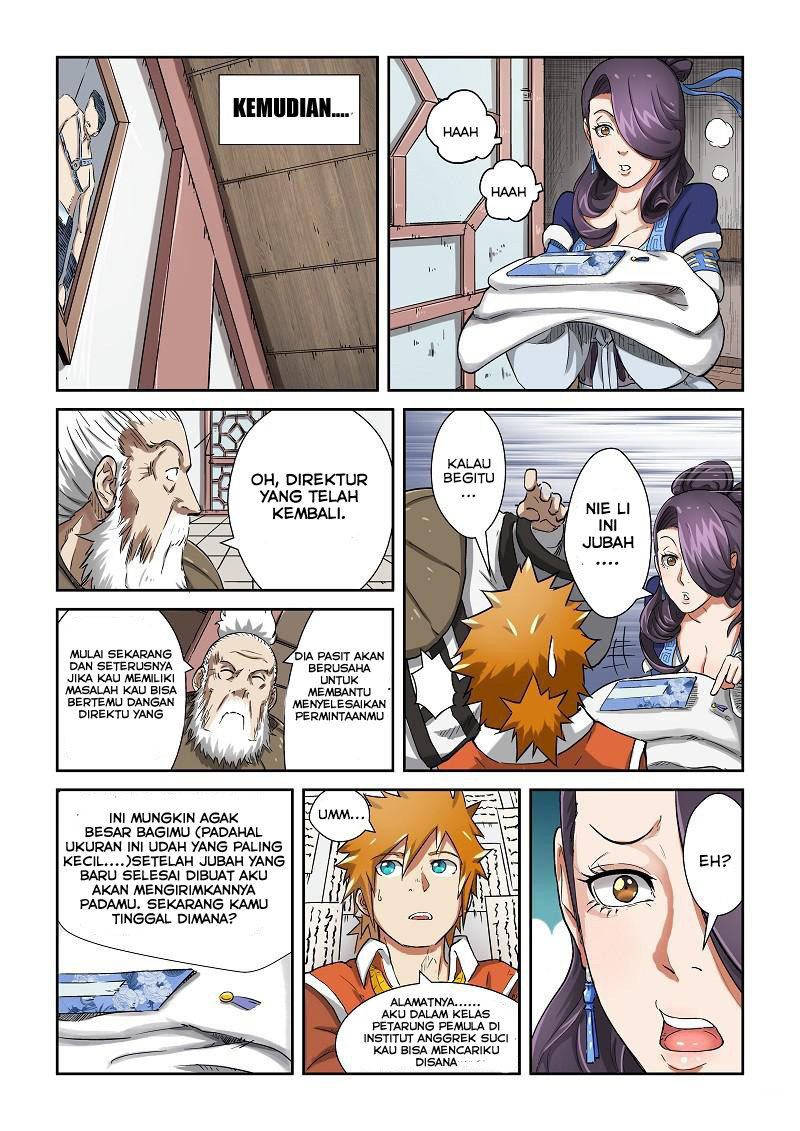 Tales of Demons and Gods Chapter 77