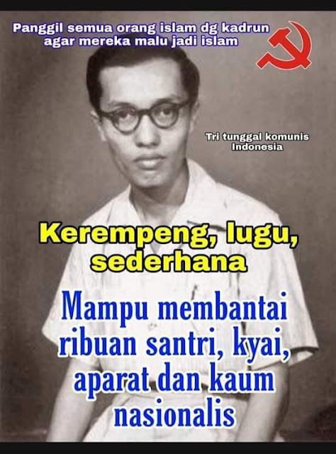 Dan yang terpenting dari semua itu, jangan berteriak korban. Mengutip Ahmad Mansur Suryanegara, PKI di Indonesia bukan korban, mereka pelaku. Atau istilah Agung Pribadi dalam buku Gara-Gara Indonesia, ini saatnya rekonsiliasi, kita bisa maafkan, tapi jangan lupakan sejarah pembantaian yang dilakukan PKI.