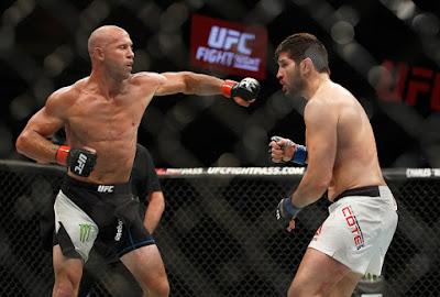 Confira os salários do UFC FN 89, Cerrone se sentiu desvalorizado. 3