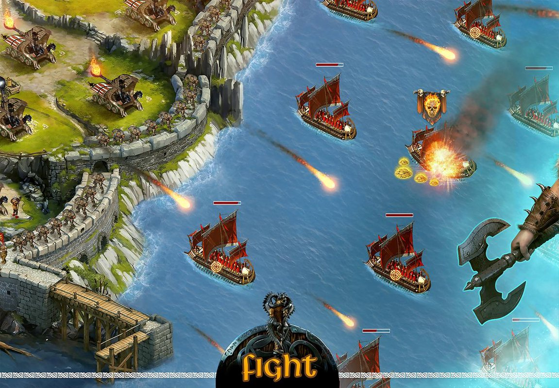 Vikings War Of Clans Android Download Apk Downloader