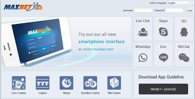 game online maxbet
