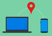 Как на компьютере отметить точки на карте и перенести их на смартфон в Locus Map