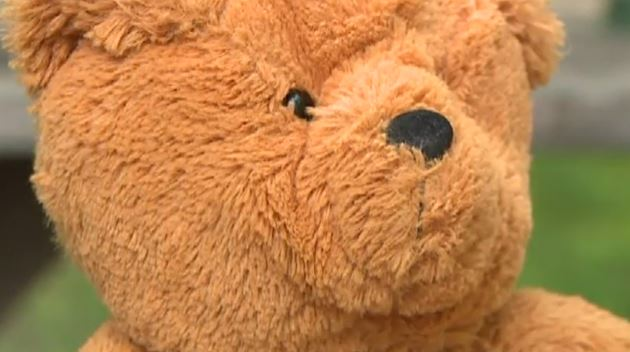 Mom Bought An Old Teddy Bear From A Garage Sale, But She Knew That She Had To Search For The Owner After She Heard A Recording