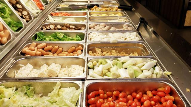 Eat All You Can Sukiya & Shabu shabu @ Da Men Mall