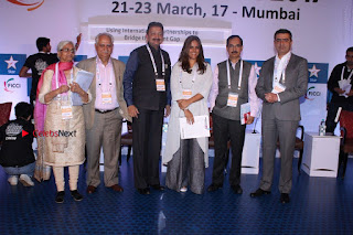 Ekta Kapoor Anurag Kashyap & Ramesh SippyAt at FICCI FRAMES 2017  0165.JPG