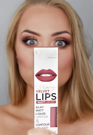 oh! my velvet lips eveline 13 brownie biscotti