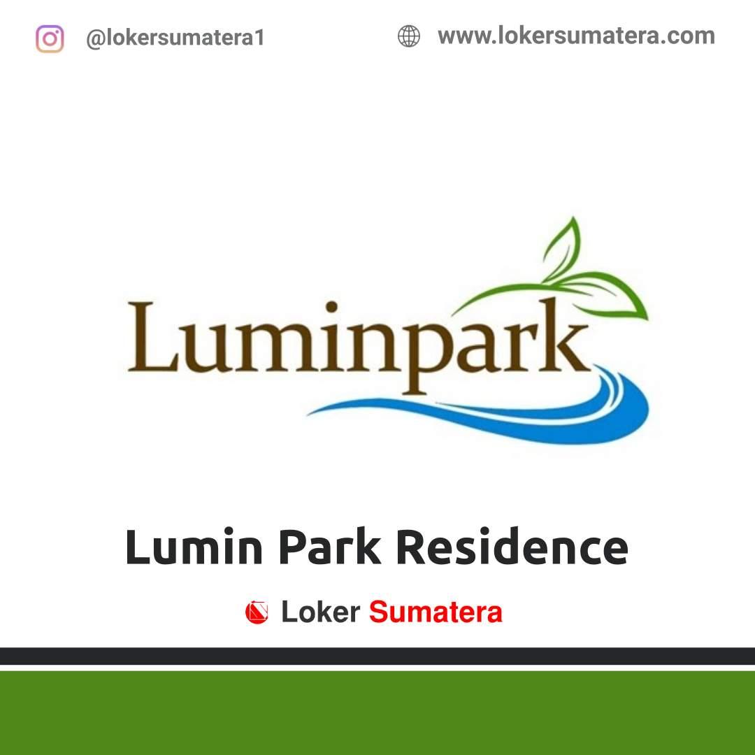 Lowongan Kerja Padang: Lumin Park Residence Januari 2021