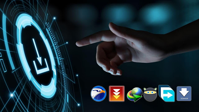 أفضل 6 برامج تحميل الملفات من الإنترنت للكمبيوتر