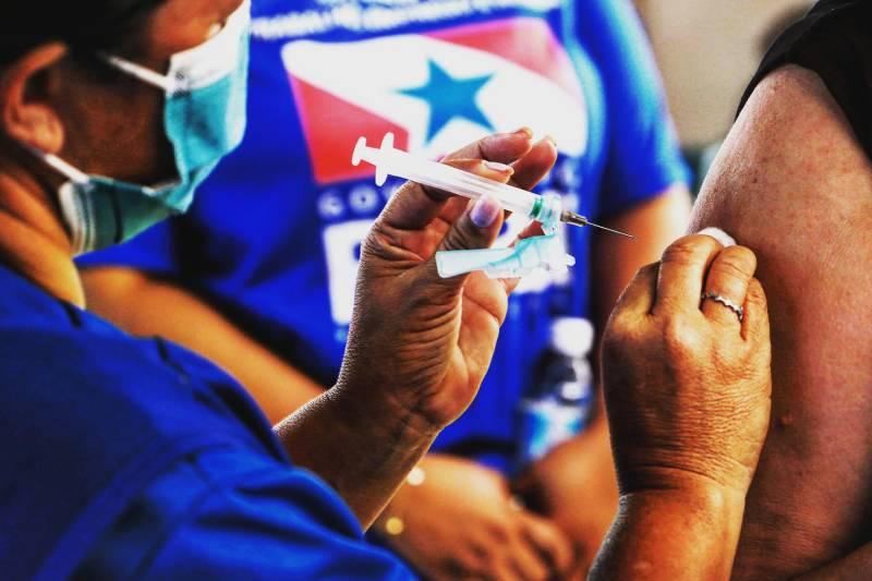 Helder anuncia vacina para toda população adulta do Pará até o final de setembro