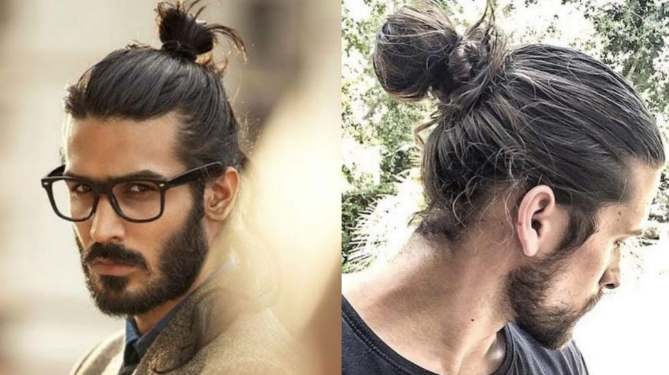 Style Dan Potongan Rambut Panjang Lelaki Yang Hot Dan Seksi