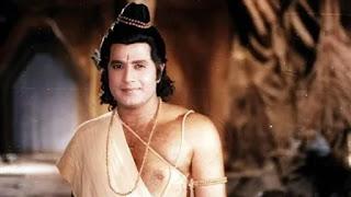 arun govil 'ram' joined twitter