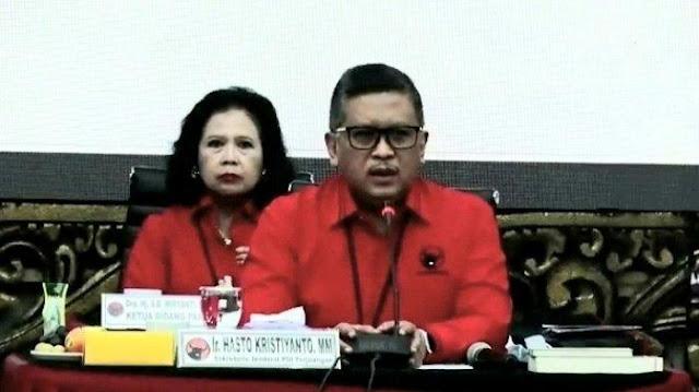PDIP Akan Sanksi Kader yang Didukung Maju Pilpres 2024 Sebelum Putusan Mega
