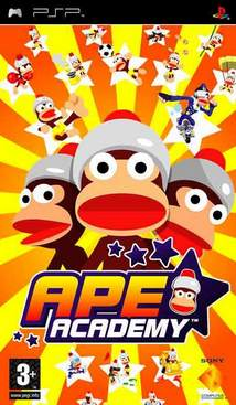 Ape Escape PSP (ISO) Español (EUR) [MEGA]