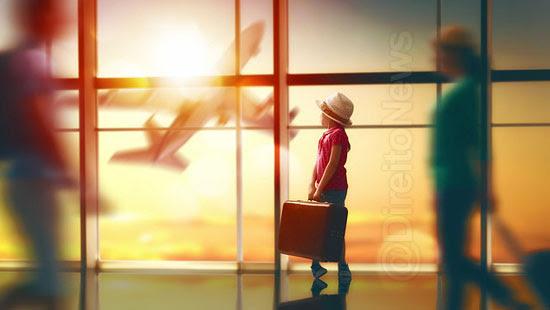cnj viagens nacionais criancas desacompanhadas direito