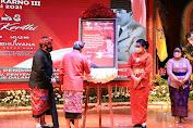 Gubernur Koster Buka Peringatan Bulan Bung Karno III Provinsi Bali Bertema 'Wana Kerthi : Taru Prana Bhuwana'