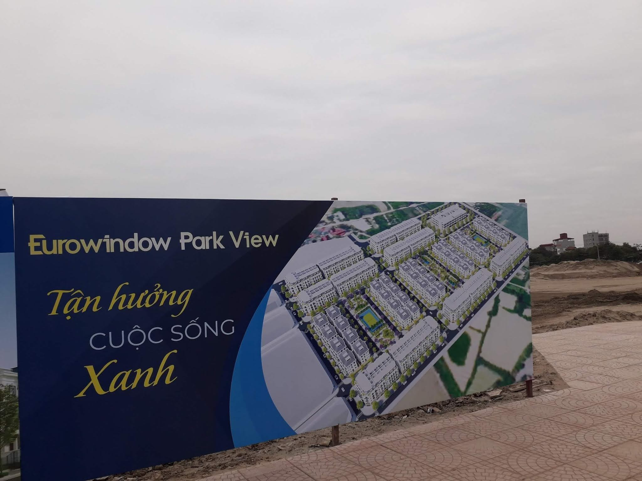 Dự án khu đô thị Eurowindow Park View.