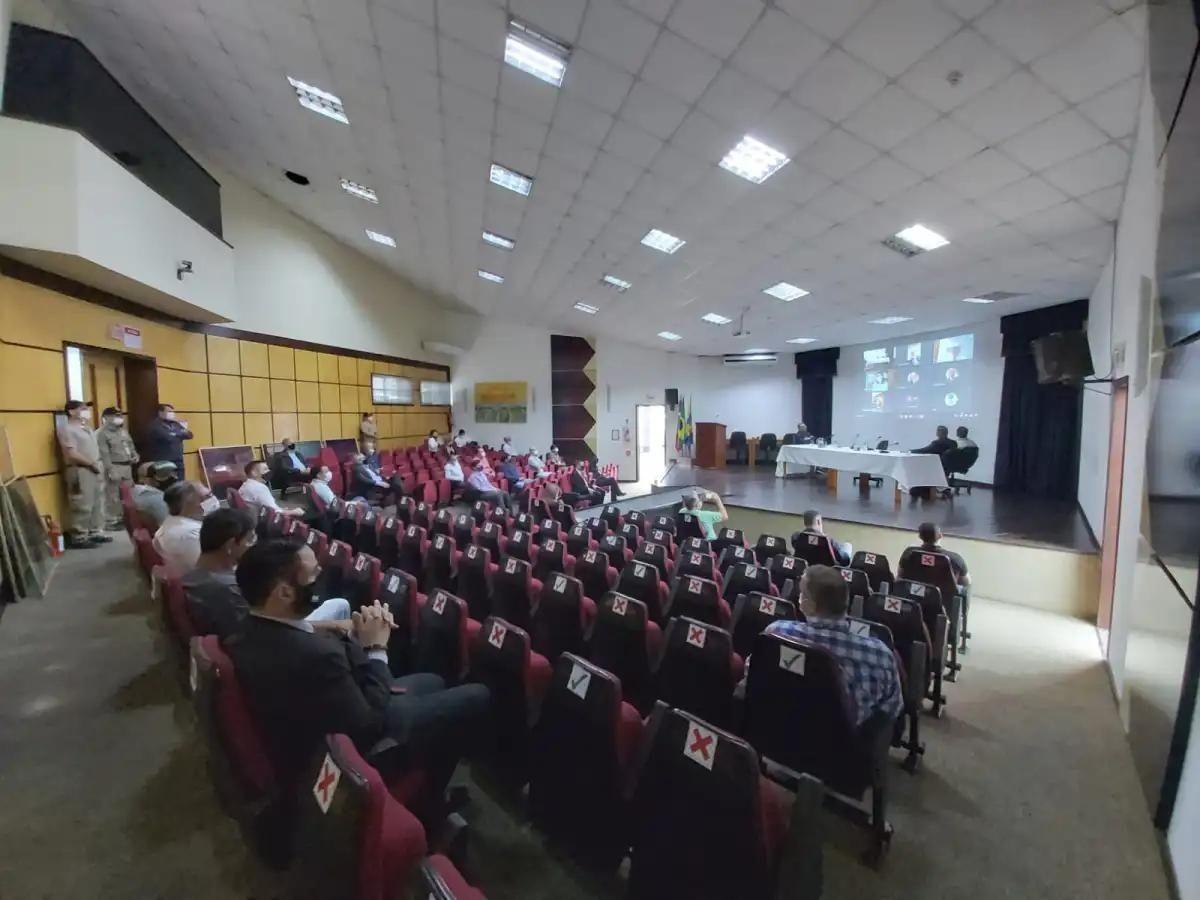 Porto de Itajaí realiza Fórum em Defesa da Autoridade Portuária Pública Municipal
