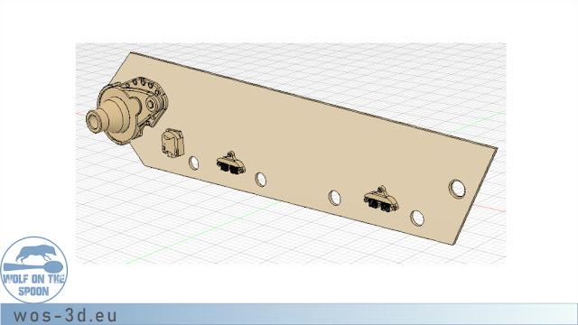CAD Seitenwand