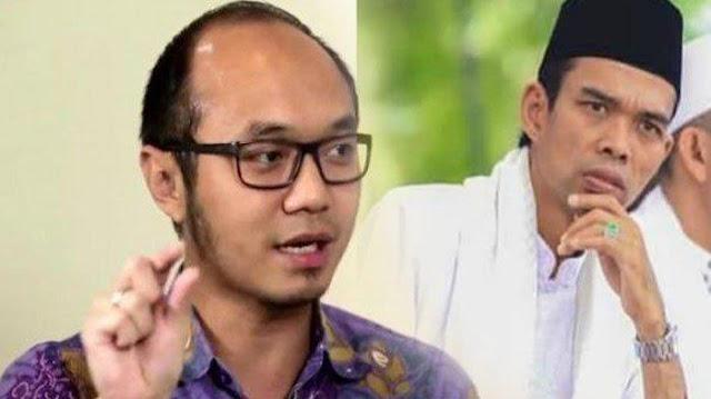 Sindiran Pedas Yunarto Buat Umat Kristiani Yang Baper Dengan Ceramah Ust.Abd Somad, Sebut Om Rizieq dan Om Tengku Zul