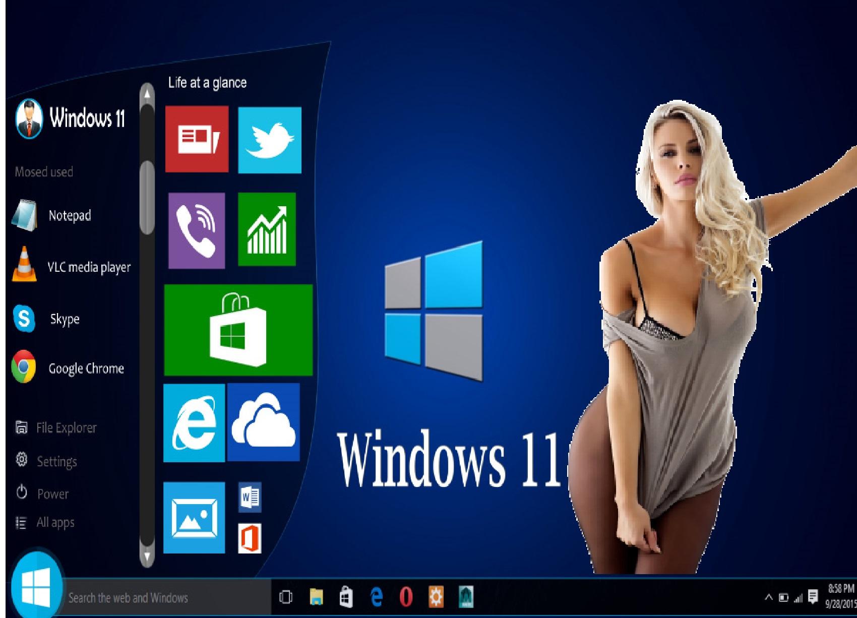 Как настроить экранную клавиатуру в Windows 11