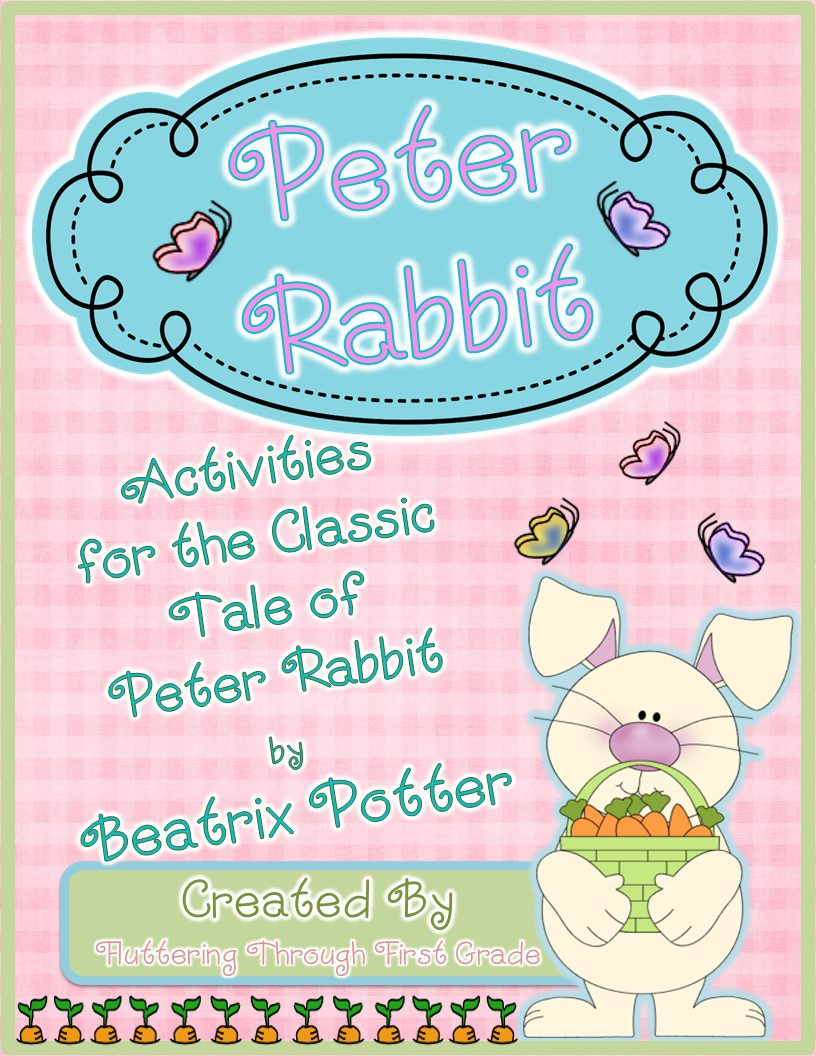 The Tale of Peter Rabbit activities