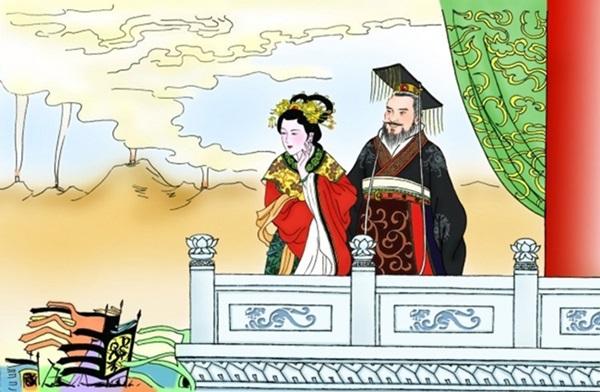 เปาสื้อ (Bao Si: 褒姒)