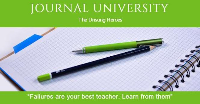 Journal University Differences from universities, institutes, colleges, colleges or Polytechnics