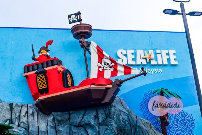 Menerokai Dunia Dasar Laut Yang Menakjubkan di SEA LIFE Malaysia!