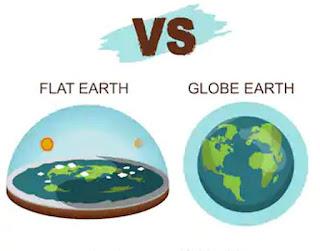 Anda Penganut Teori Bumi Bulat atau Datar? Ini Dia Faktanya!