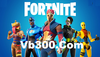 Easily! Get vbucks fortnite for free from vb300.com